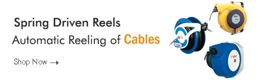 Conductix Motorized Cable Reel Motor Driven Reels India